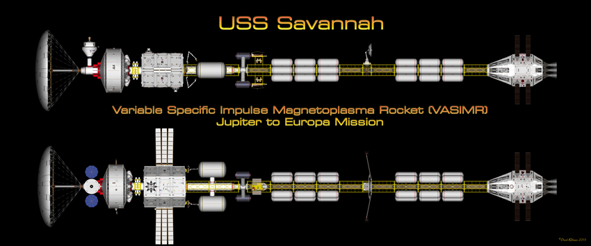 USS Savannah (Redesign)